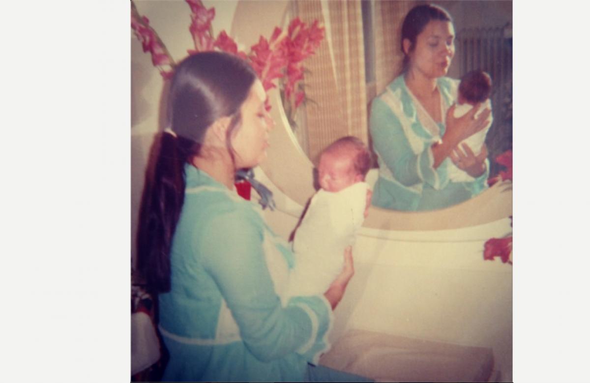 Η ιστορία τοκετού της… μαμάς μου!