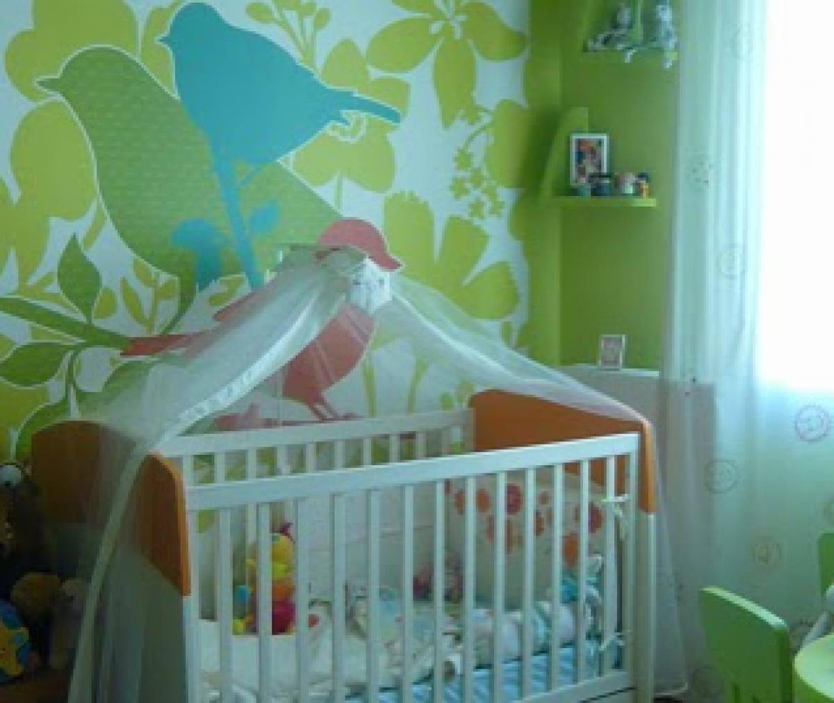 Το δωμάτιο της Μελίνας!