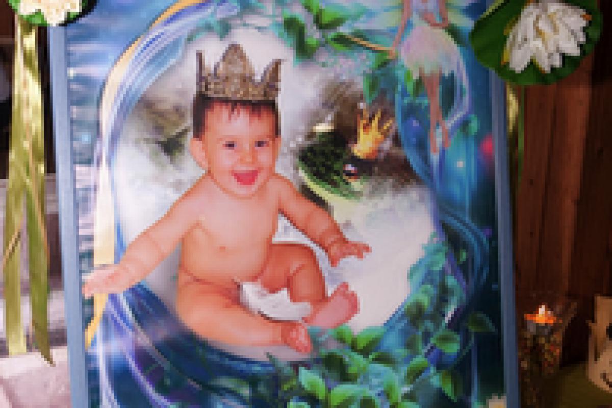 Η βάπτιση του Ρένου!