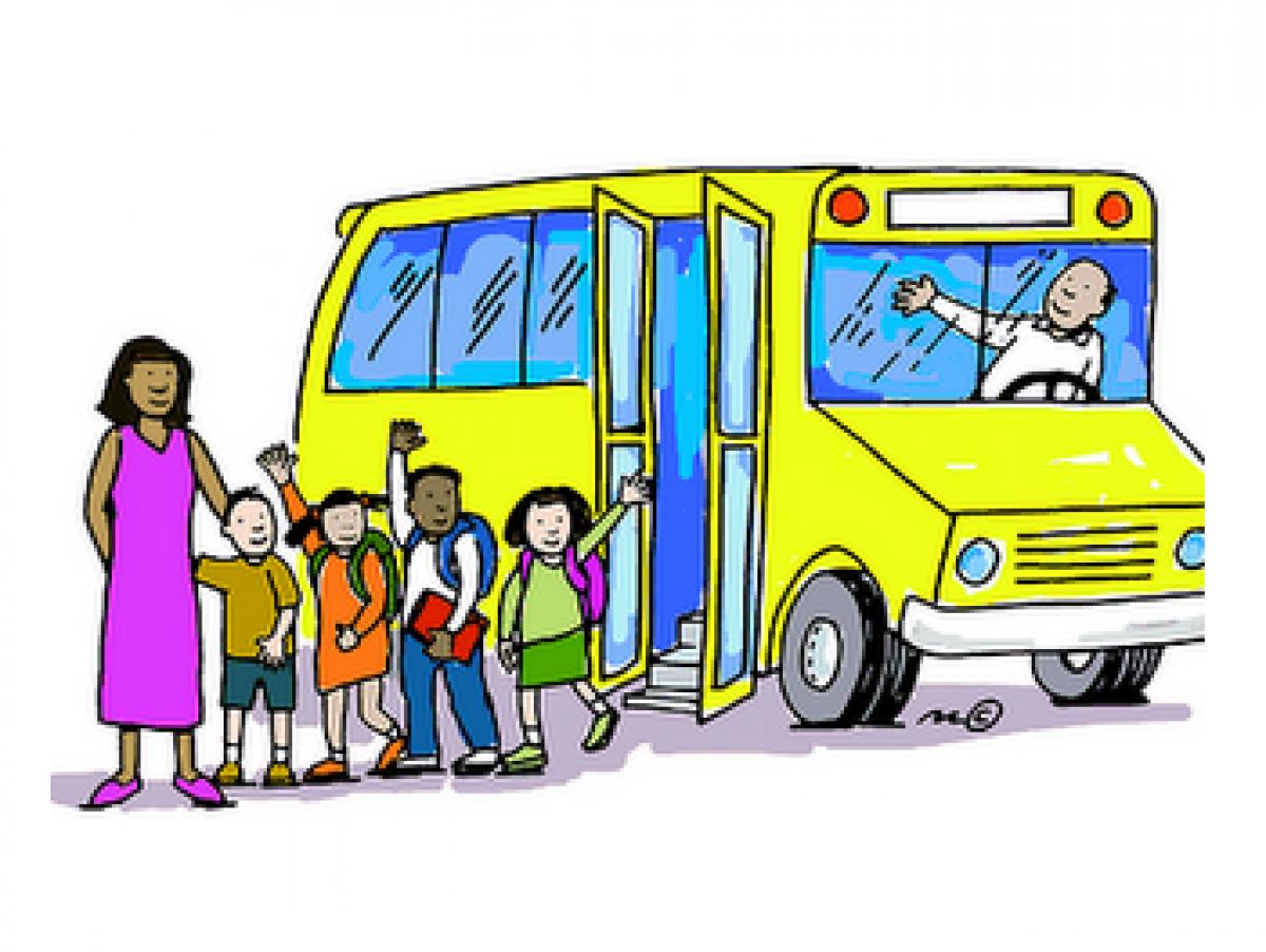 Το λεωφορείο του τρόμου!