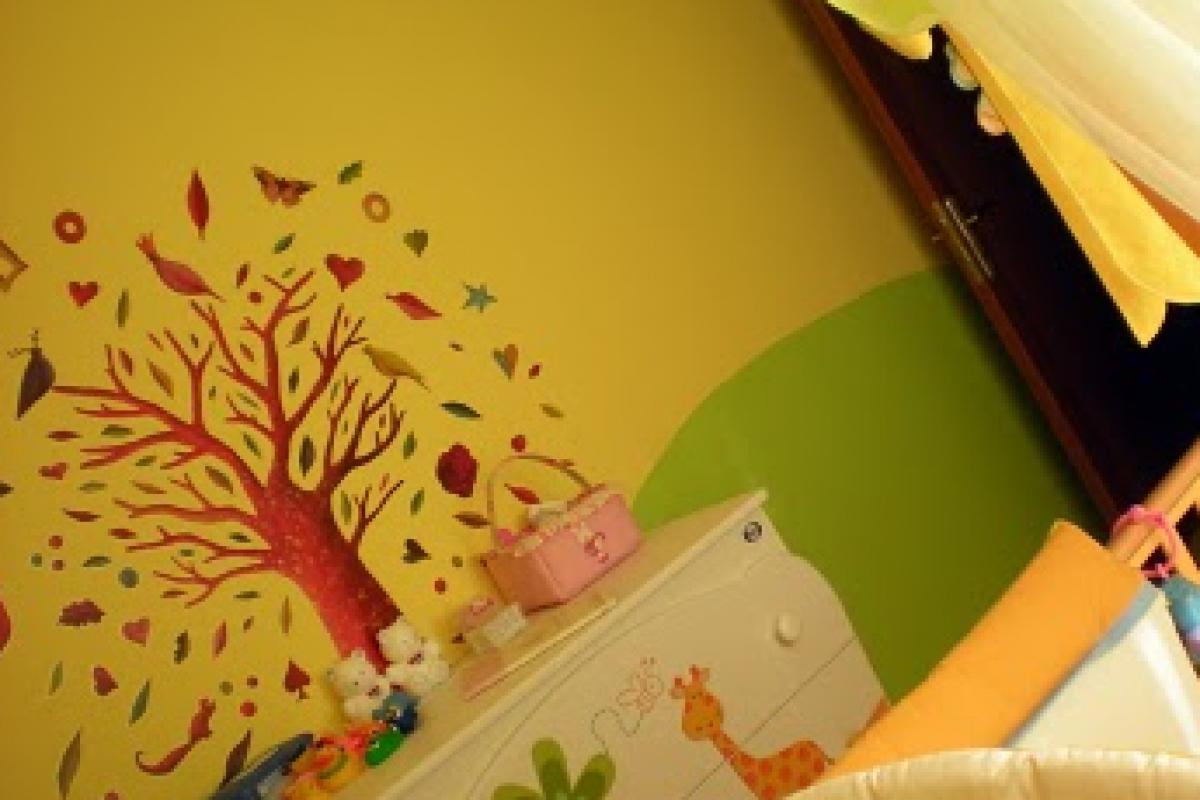 Ένα δέντρο στο δωμάτιο!