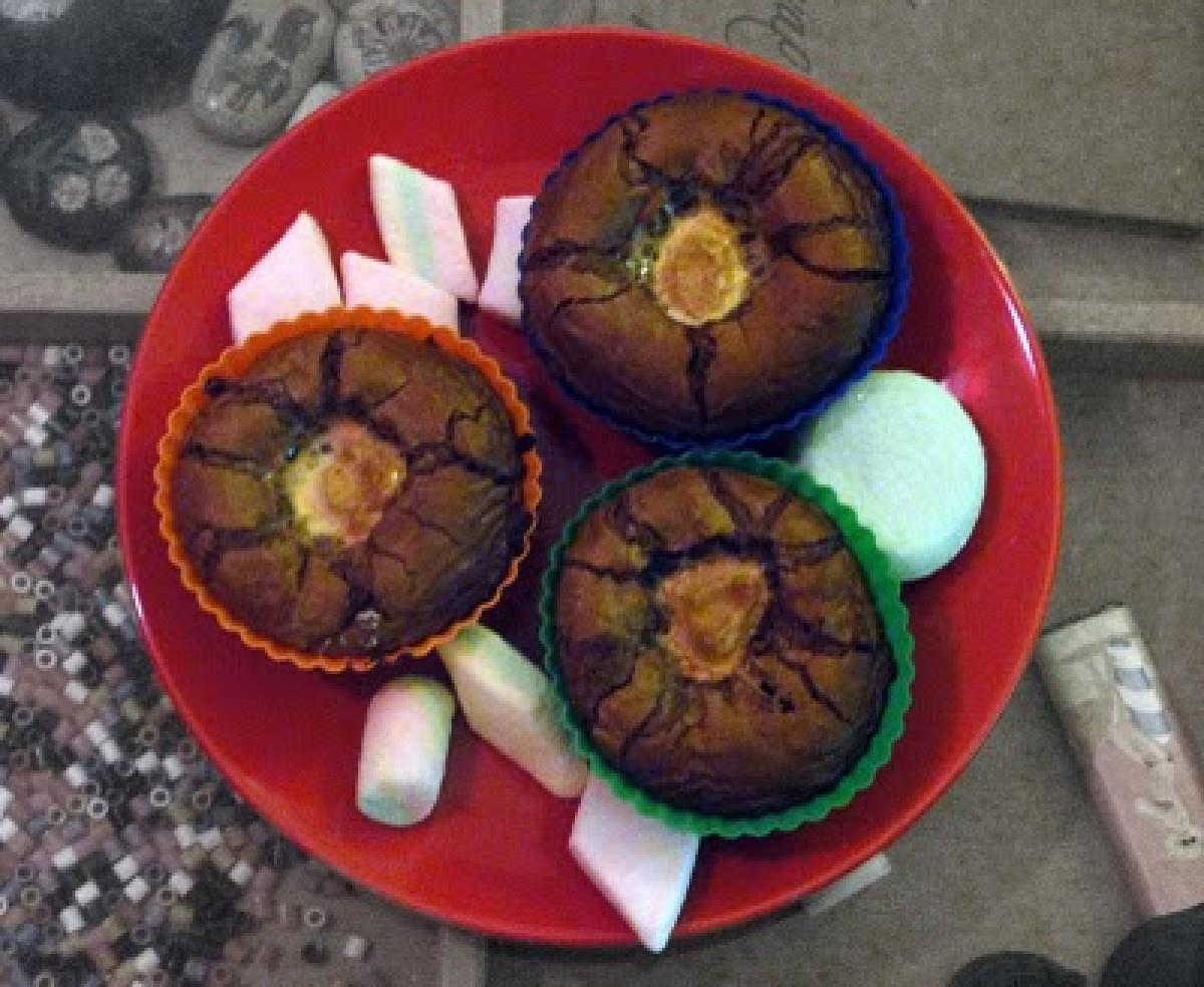 Τα γλυκά της μαμάς: Γλυκά Ηφαίστεια