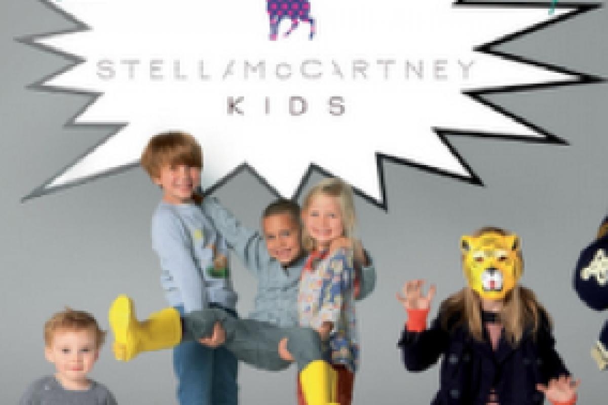 Η παιδική σειρά της Stella McCartney!