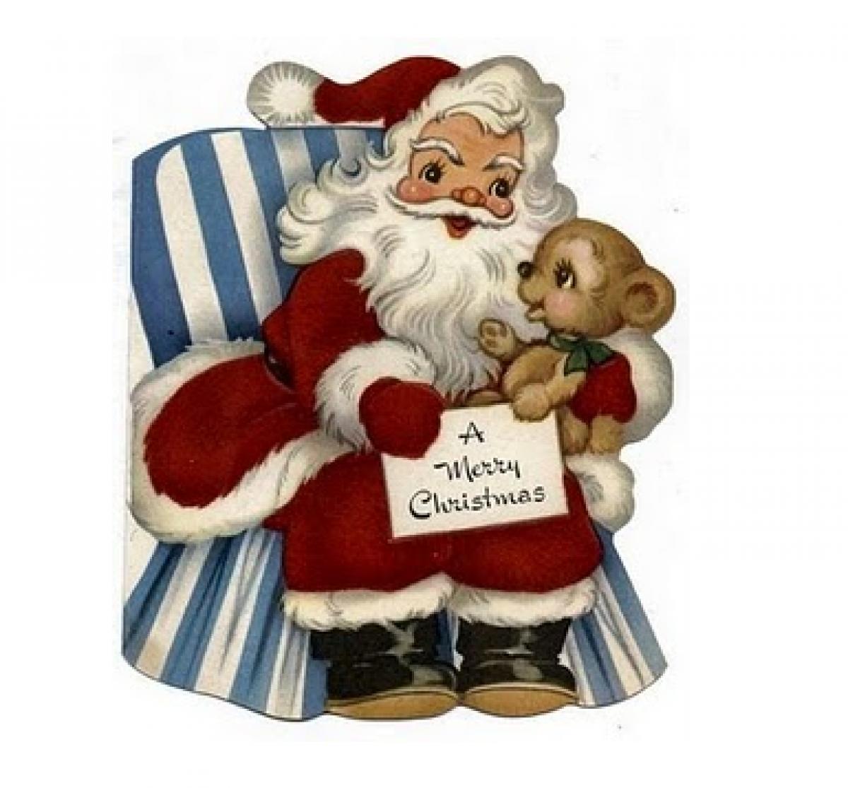 Άγιος Βασίλης έρχεται…