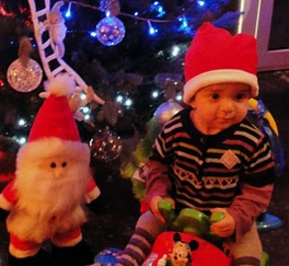 22 μέρες για τα Χριστούγεννα!