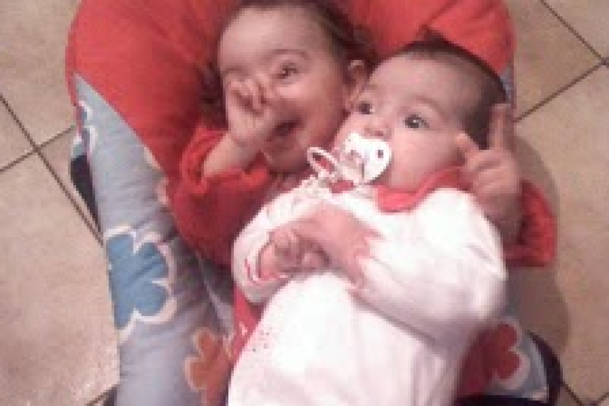 Οι δυο μου πριγκίπισσες!