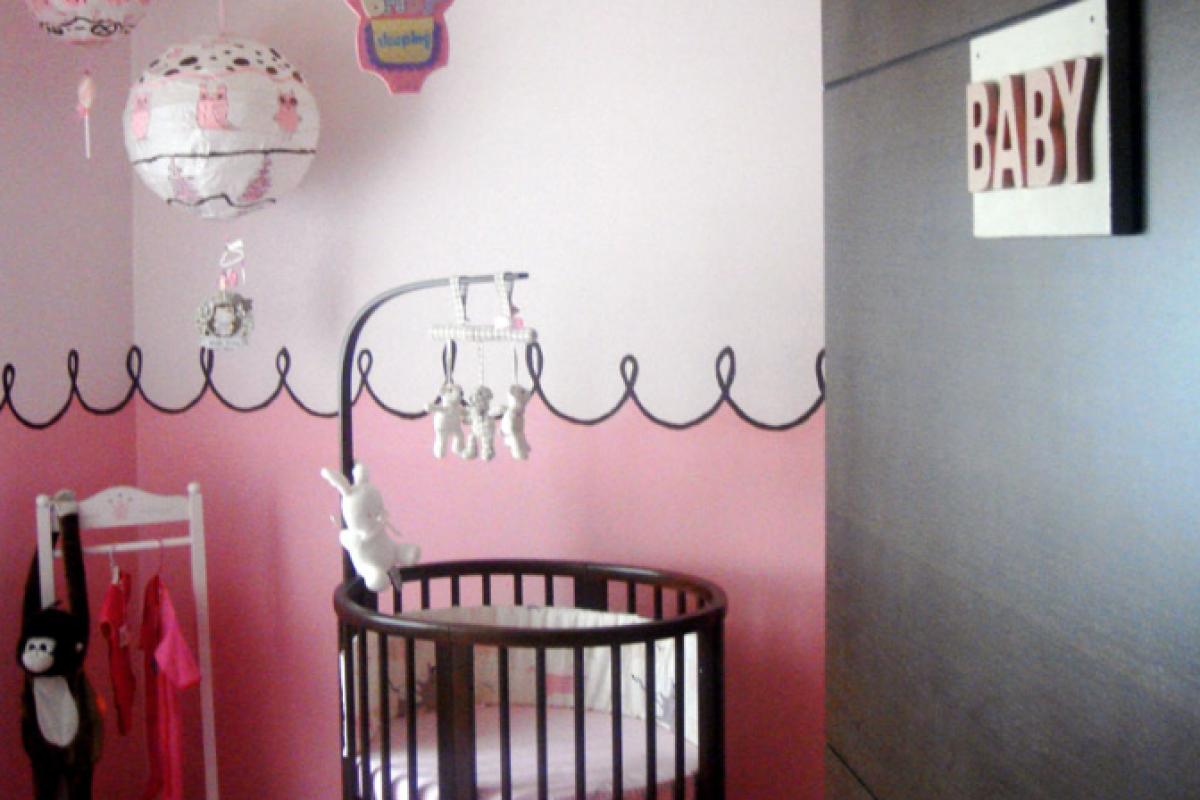 Το δωμάτιο της μπέμπας της Δήμητρας!