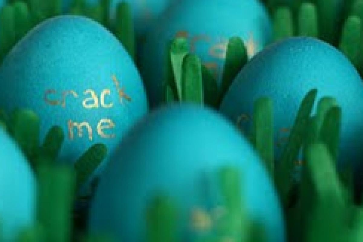 Φτιάξε μόνη σου αβγά-έκπληξη!