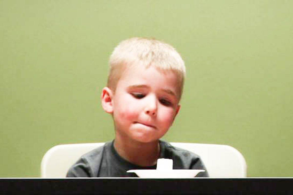 Ένα πείραμα με παιδιά και ζαχαρωτά