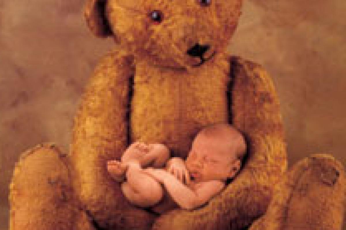 Η γέννηση ενός μεγάλου μωρού!