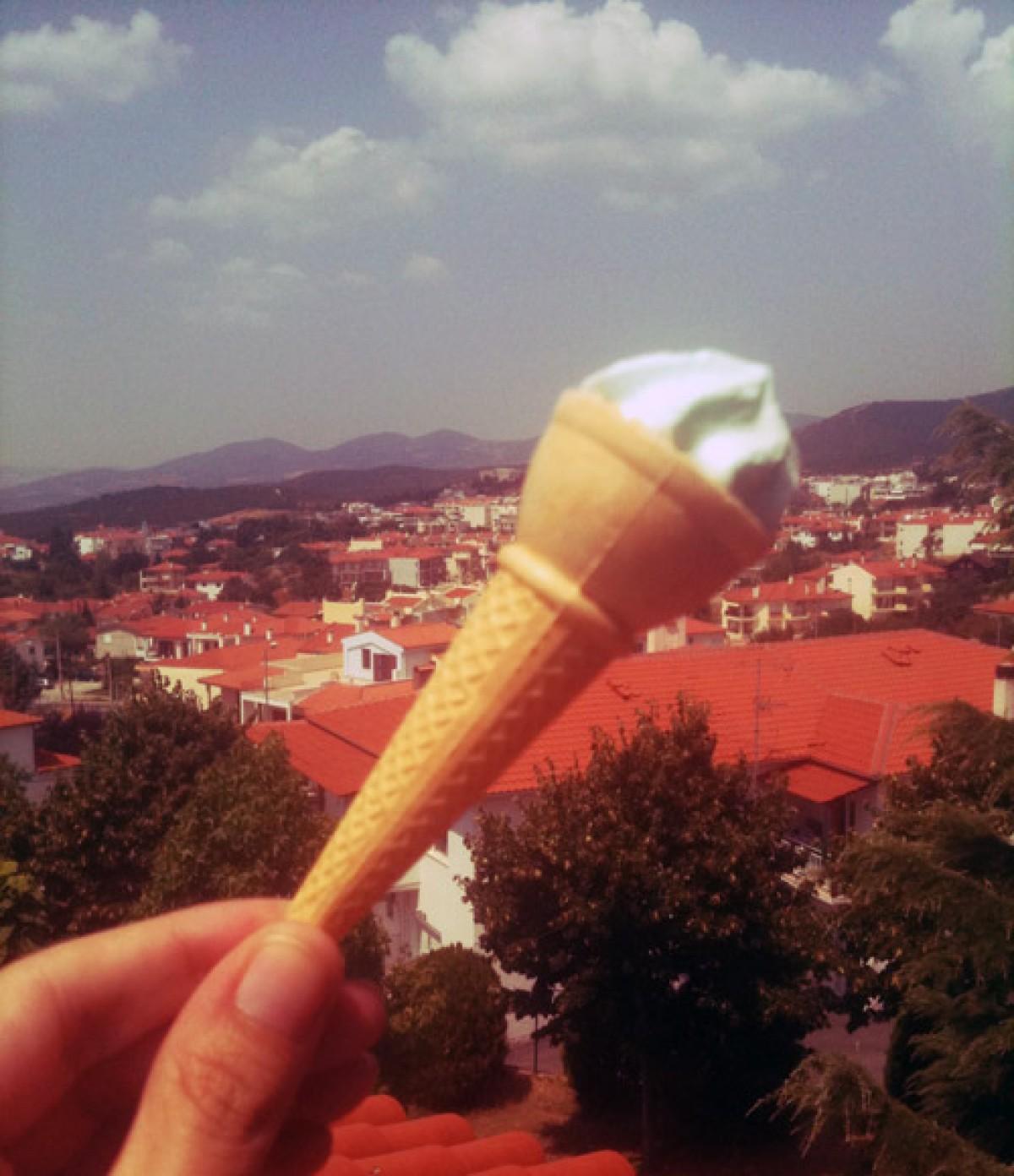 Το ψεύτικο παγωτάκι (και οι απαγορευμένες λιχουδιές)