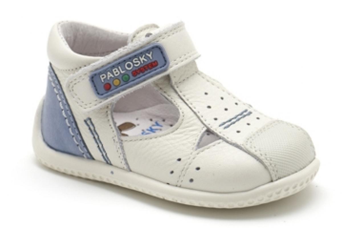 Pablosky: παπούτσια για λεπτά ποδαράκια!
