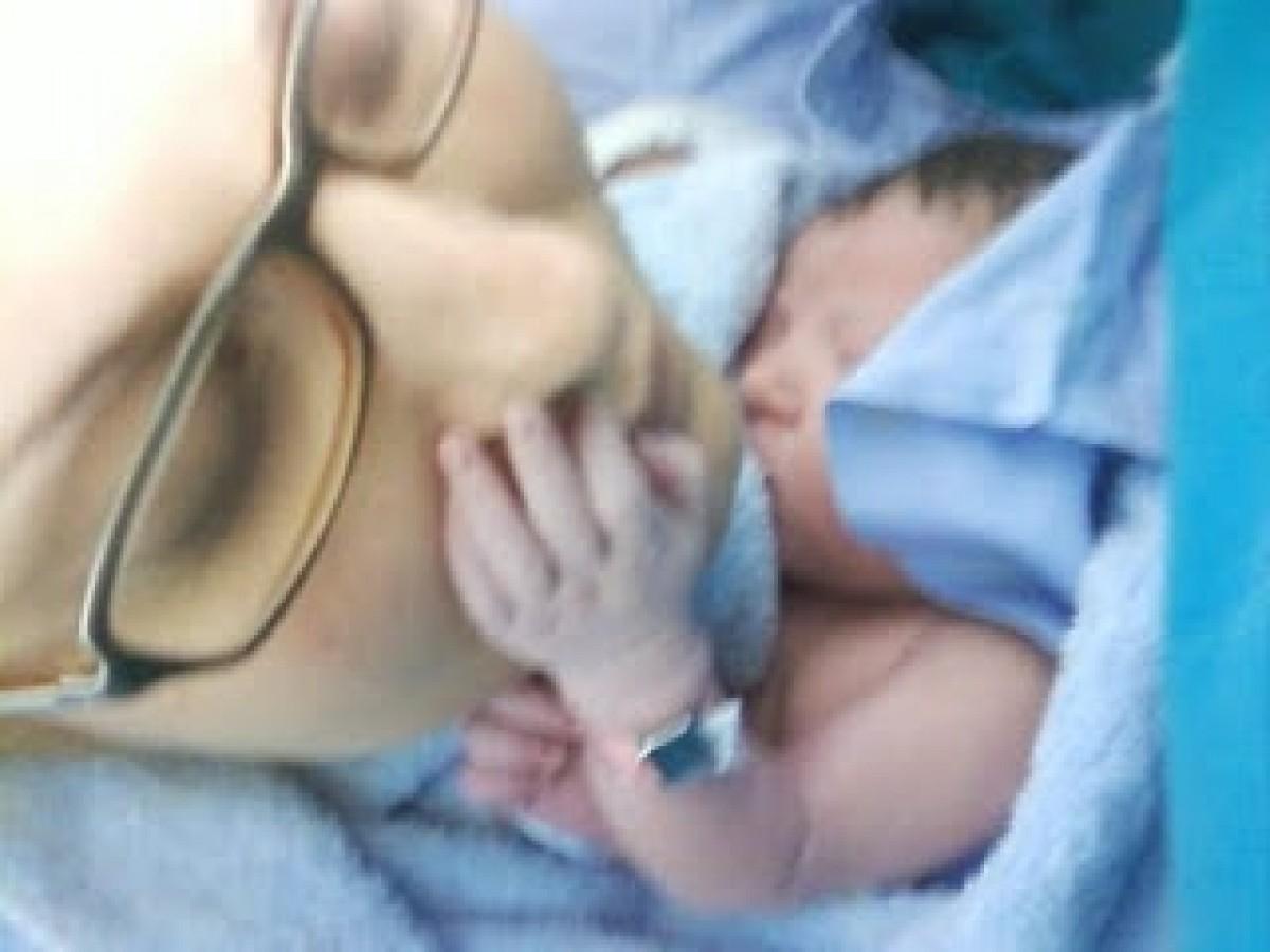 Με τη γέννηση της κόρης μας, αρχίσαμε να ζούμε ξανά!