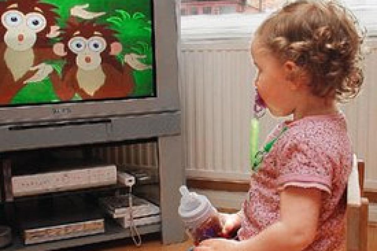 Παιδιά και τηλεόραση