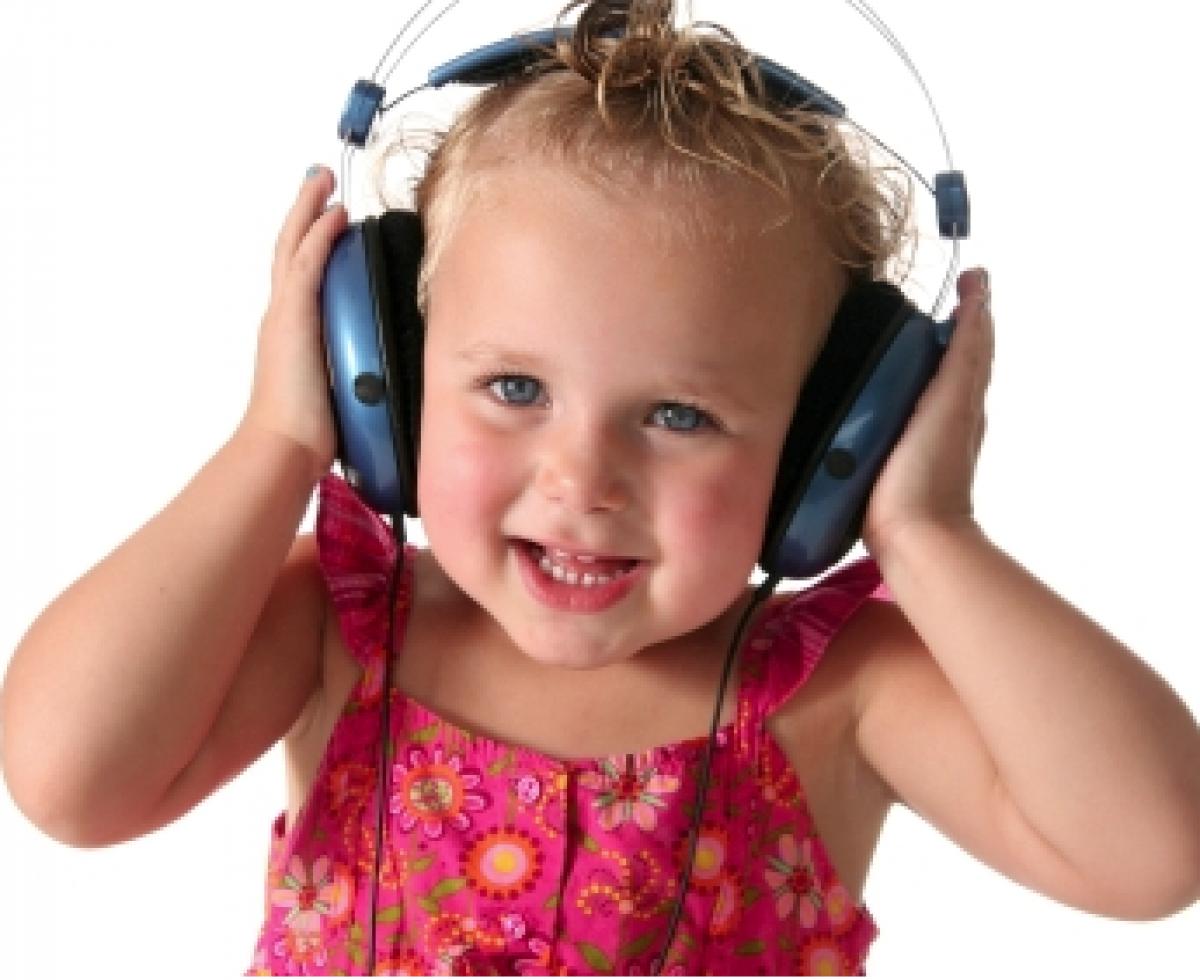 Μουσική για παιδάκια προσχολικής ηλικίας!