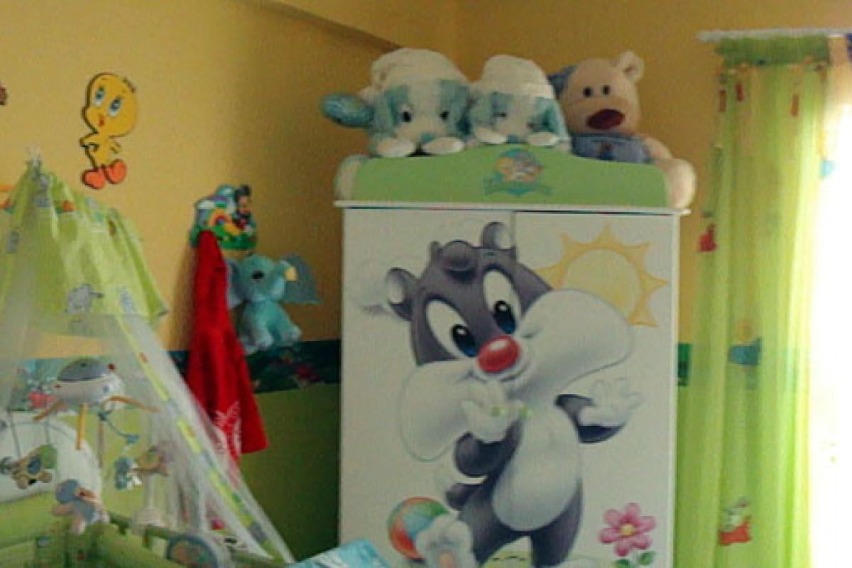Το δωμάτιο του Νίκου!