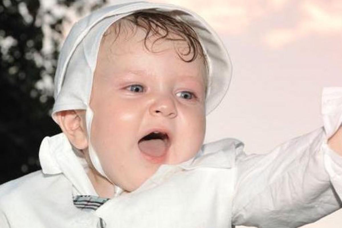 Η βάφτιση του Αντώνη-Άγγελου!