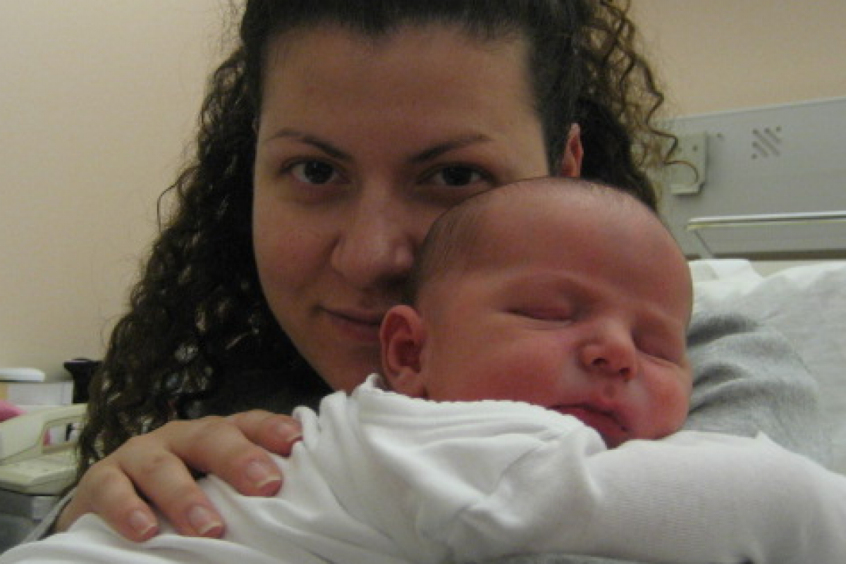 Πέρασα πολλά για να κρατήσω ένα παιδί στην αγκαλιά μου!