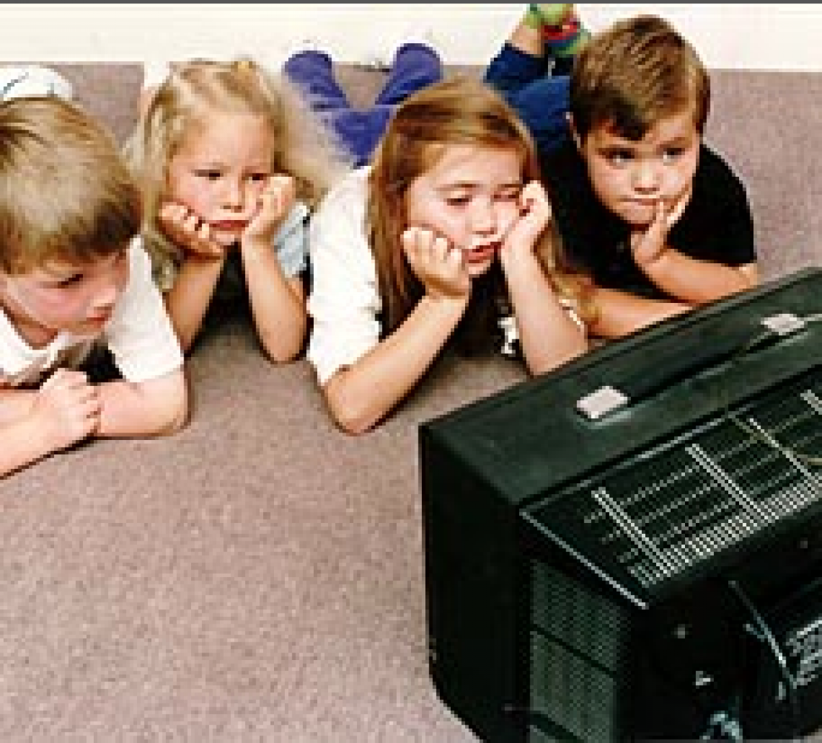 TV or not TV: Παρακολούθηση κινούμενης εικόνας από παιδιά κάτω των δύο ετών