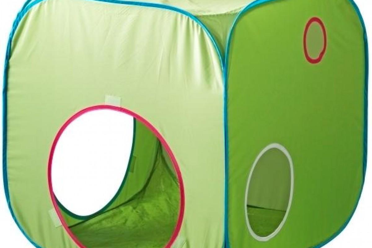 Ανάκληση παιδικής σκηνής από την Ikea