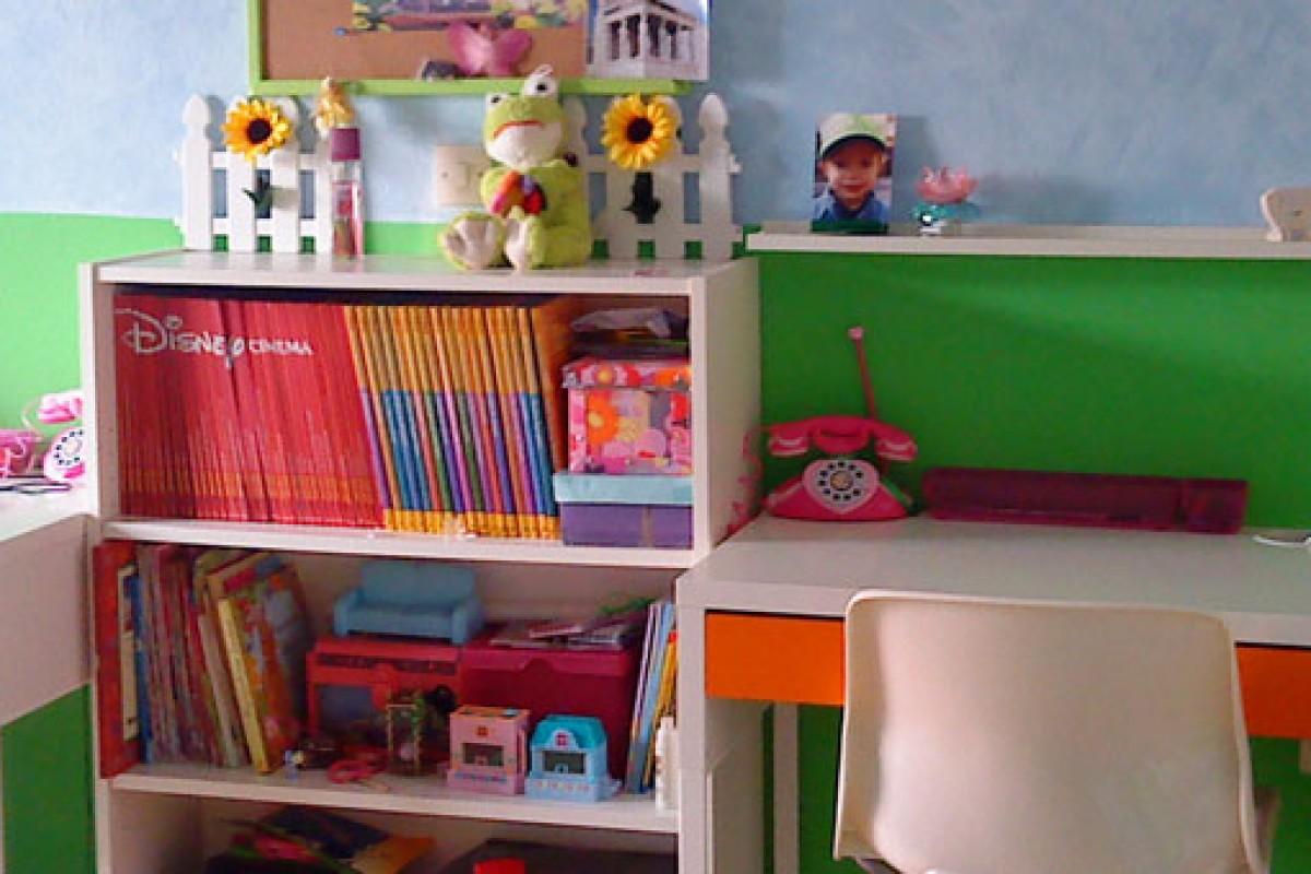Το δωμάτιο της Εβελίνας και της Νικόλ!