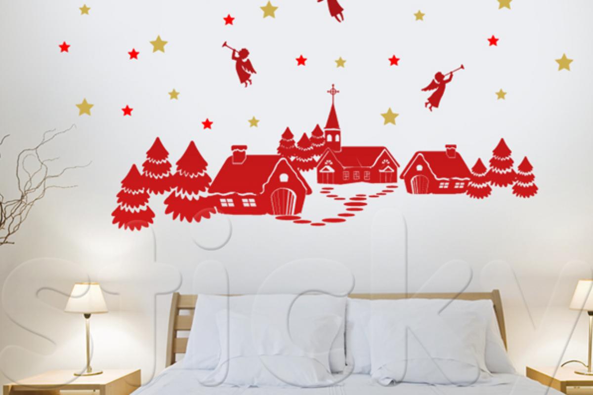 Στόλισε τον τοίχο! (52 μέρες για τα Χριστούγεννα!)