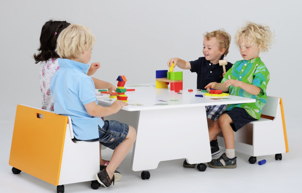 TurniTable: Το πιο πολυμορφικό τραπέζι του κόσμου!