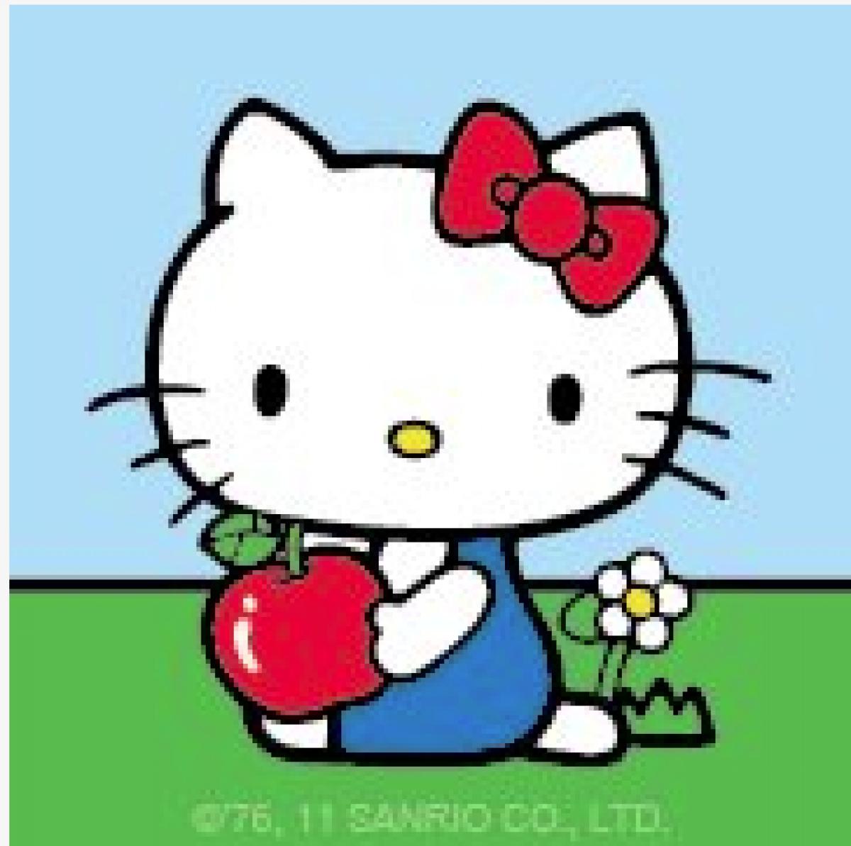 Λατρεία για την Hello Kitty!