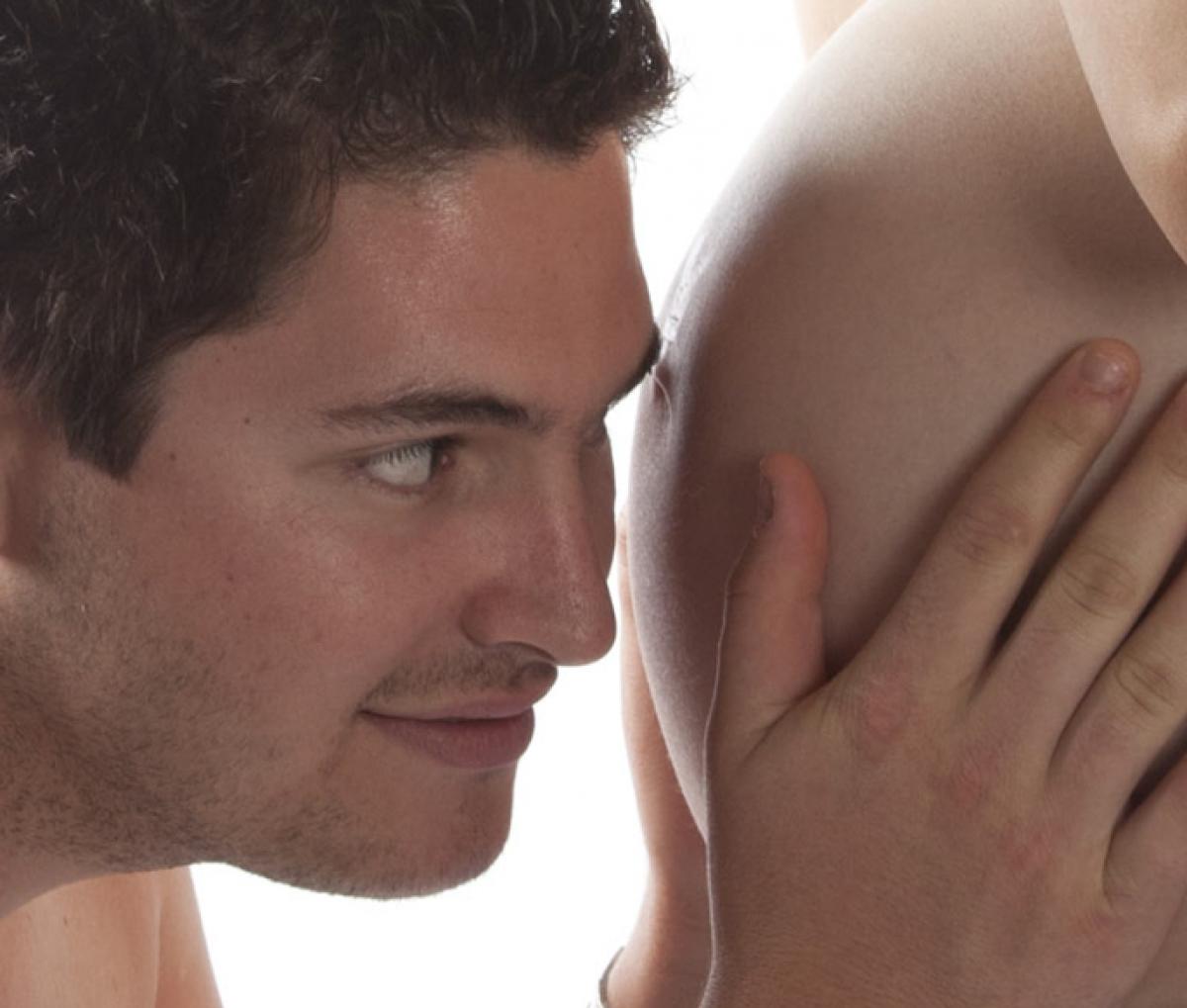 Η (μέλλουσα) μαμά ρωτάει: Είναι η εγκυμοσύνη για όλους τους άντρες θείο δώρο;