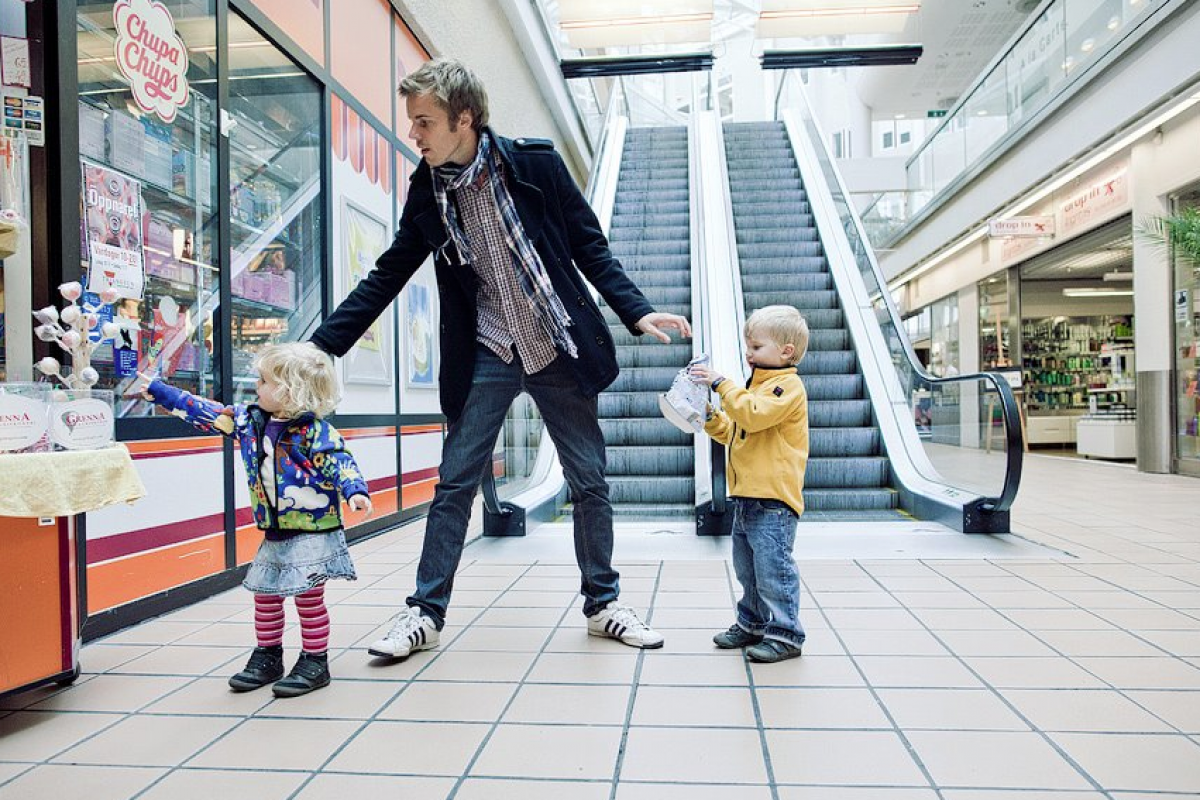 Ο μπαμπάς στη Σουηδία