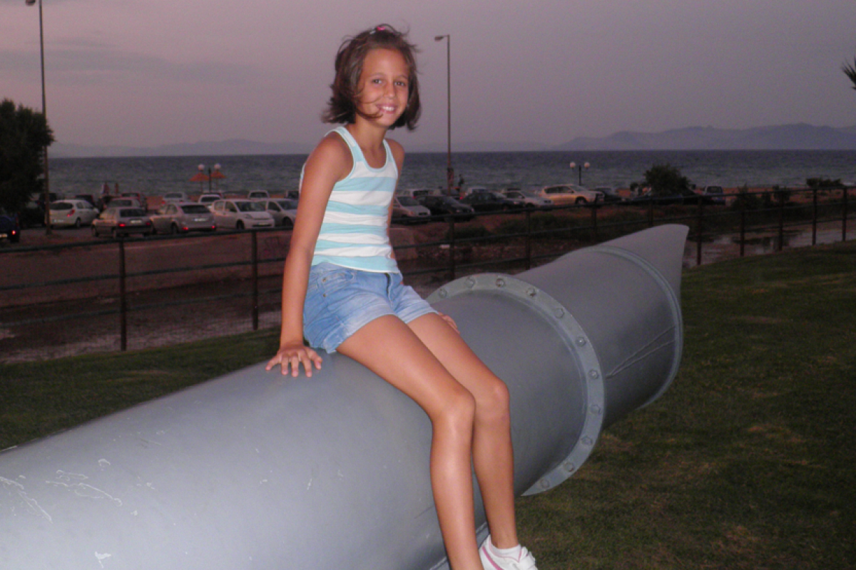 Η Μαρία γίνεται 11 ετών!
