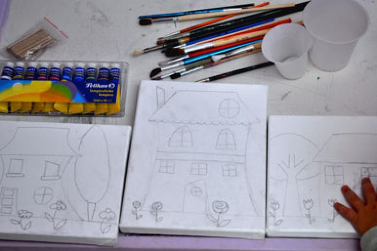 Πώς να φτιάξετε καδράκια για το παιδικό δωμάτιο