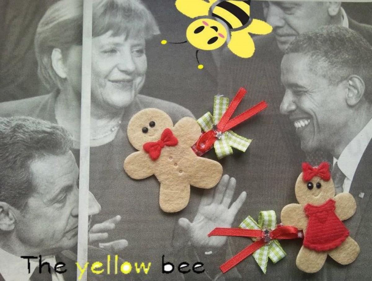 Μια μελισσούλα φέρνει τα Χριστούγεννα! (41 μέρες για τα Χριστούγεννα!)
