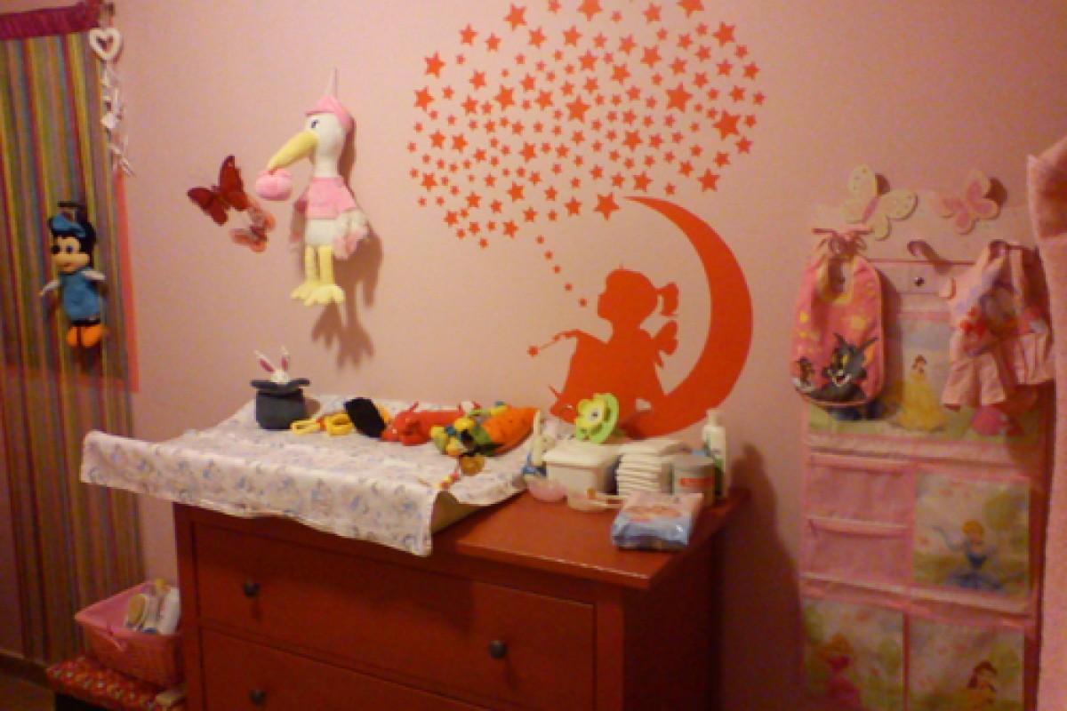 Το δωμάτιο της μπέμπας της Αγγελικής!