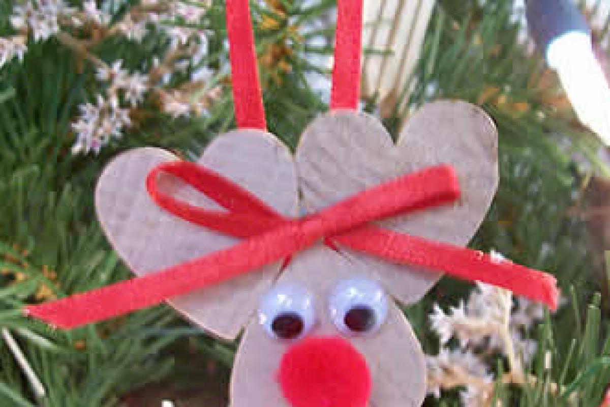 Προτάσεις εύκολων, χριστουγεννιάτικων κατασκευών!