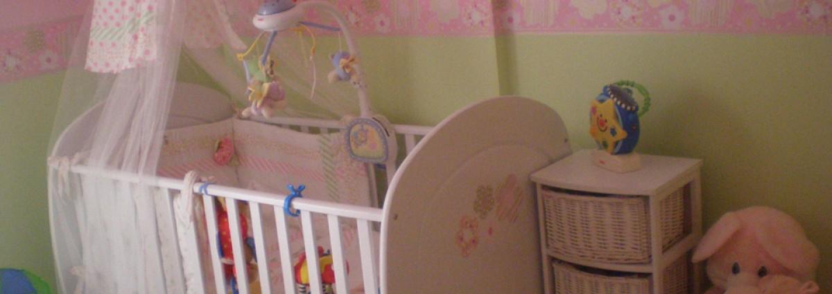 Το δωμάτιο μιας… πεταλουδίτσας!