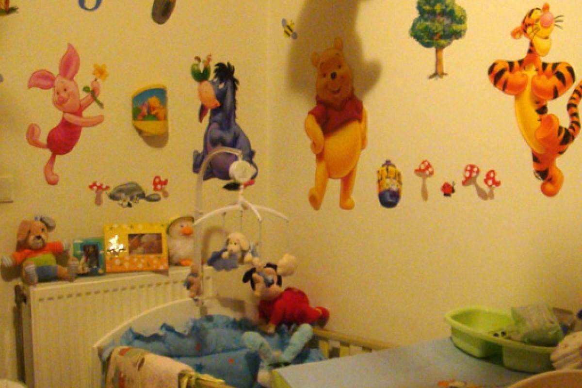 Το δωμάτιο του Γιάννη-Ραφαήλ!
