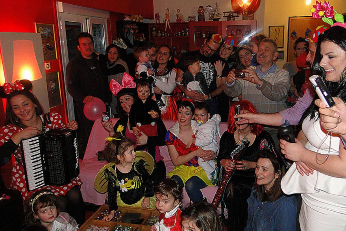 Το πάρτυ για τα δεύτερα γενέθλια της Αθηνάς!