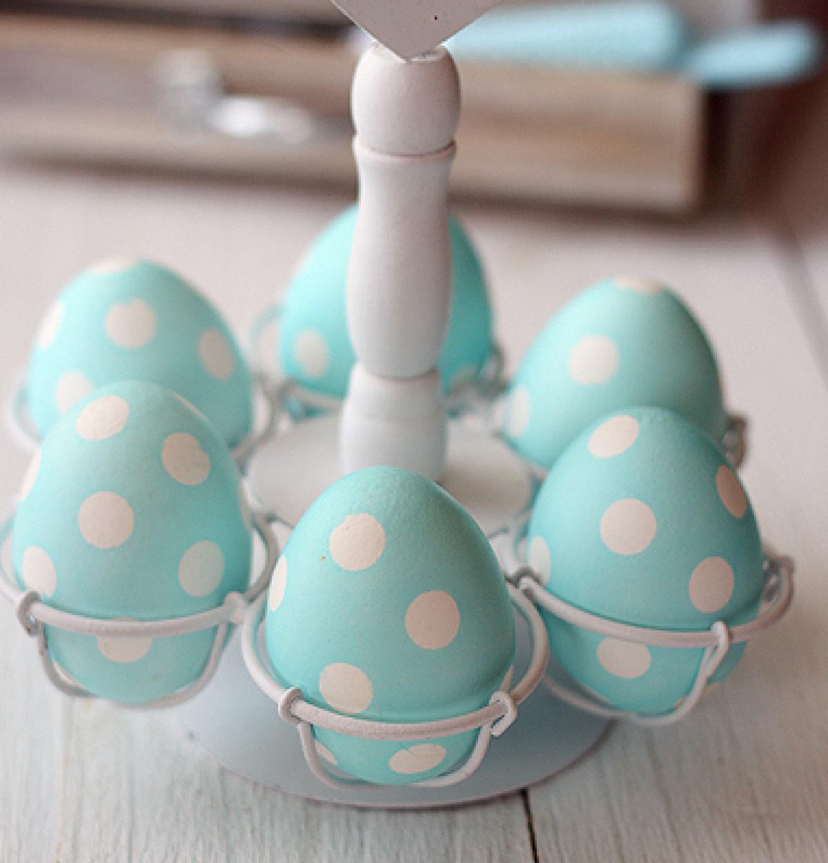 Αβγά… πουά!