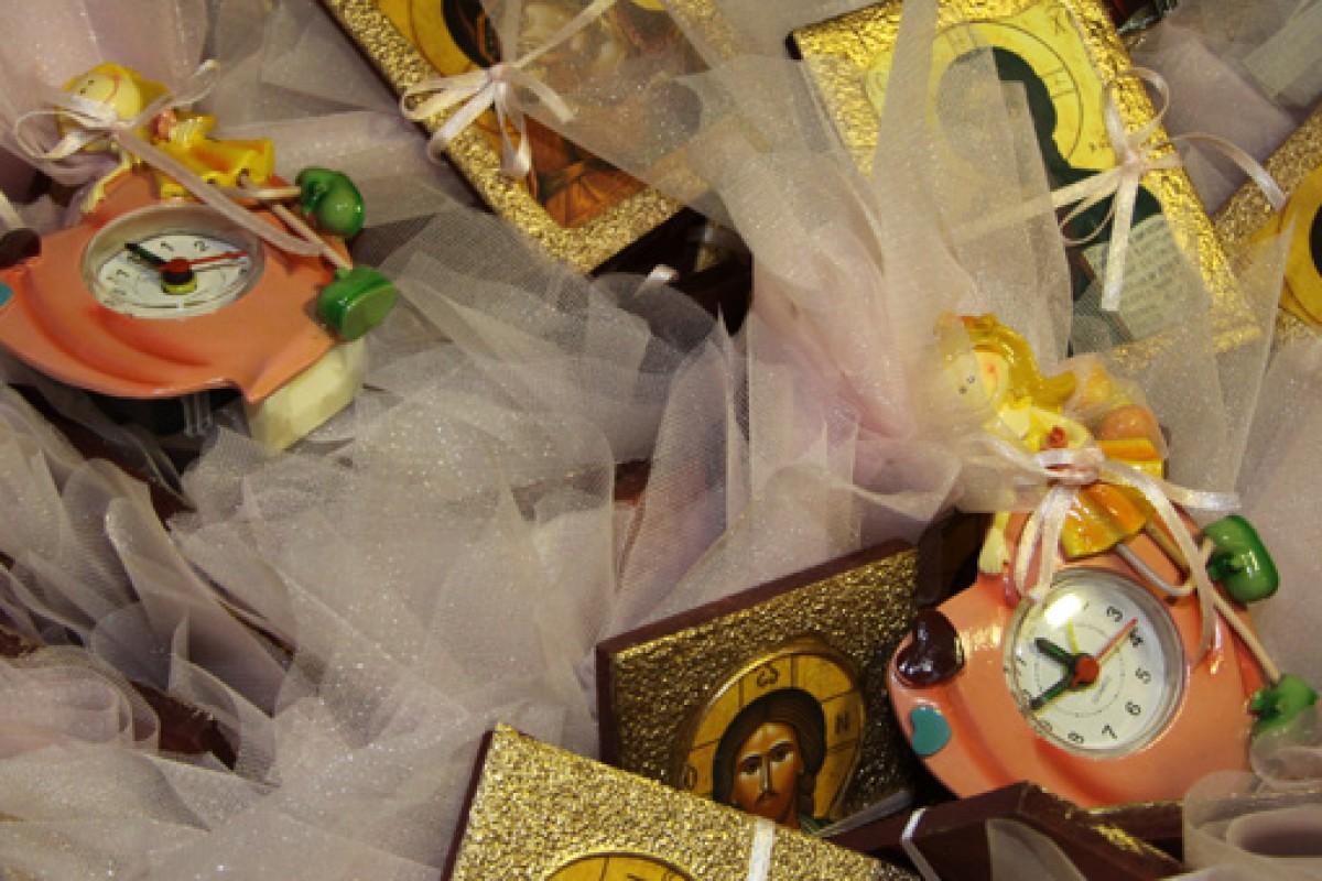 Η βάφτιση της Λεμονιάς!