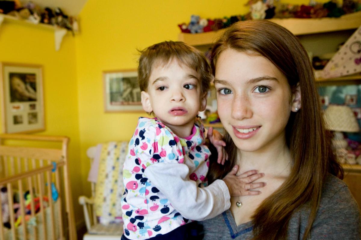 Brooke Greenberg: Το κορίτσι που δεν μεγαλώνει ποτέ