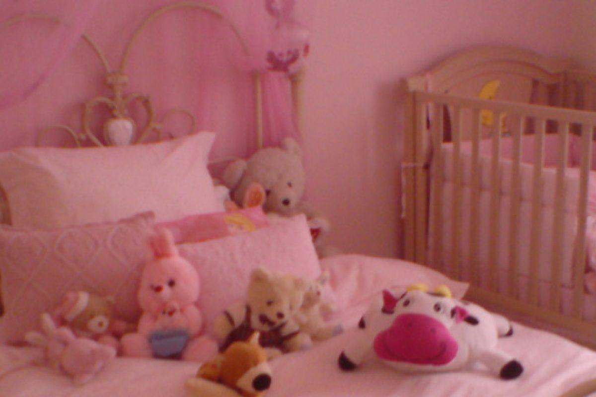 Ένα ροζ, ρομαντικό δωματιάκι!