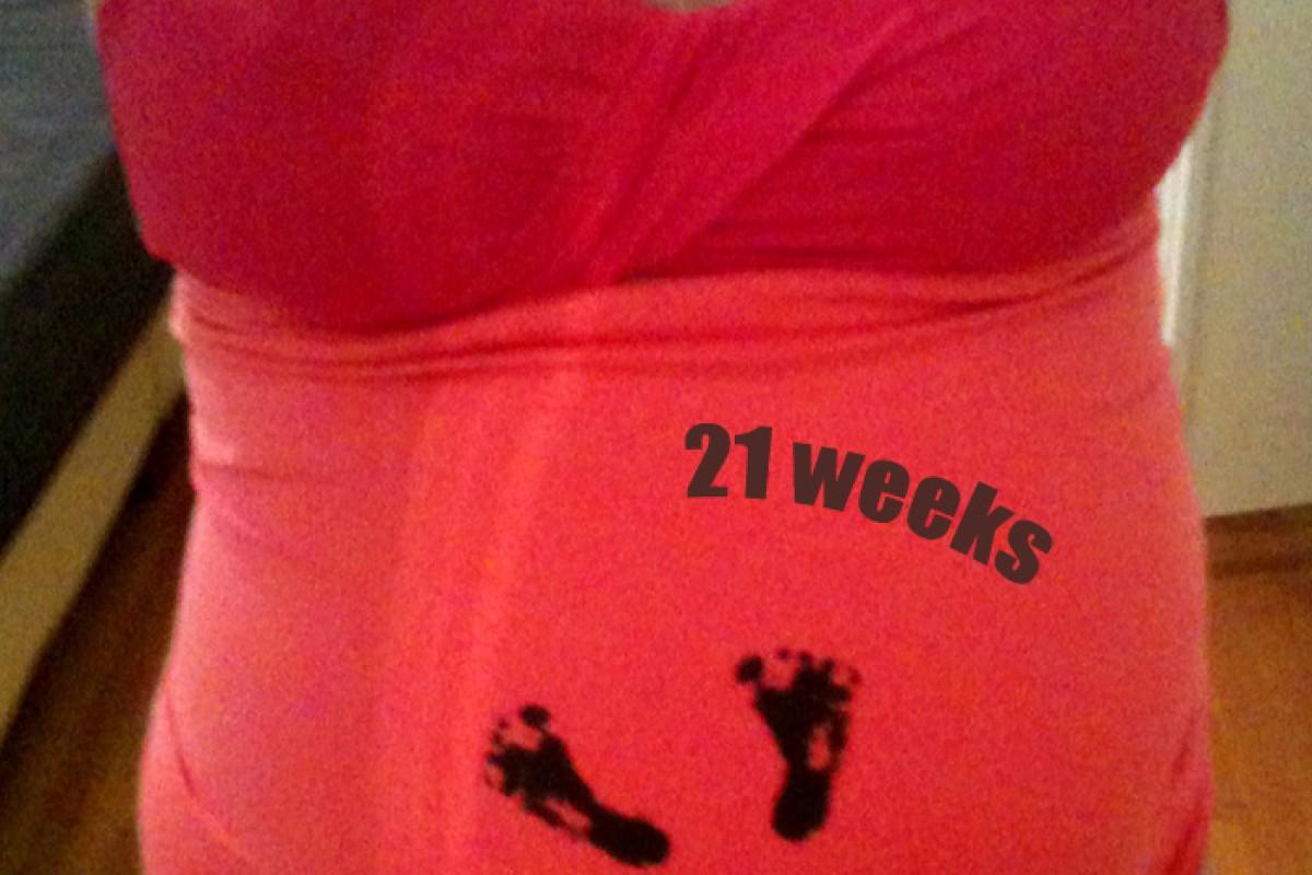 21 εβδομάδων: μπικίνι βρήκαμε. Και μετά;