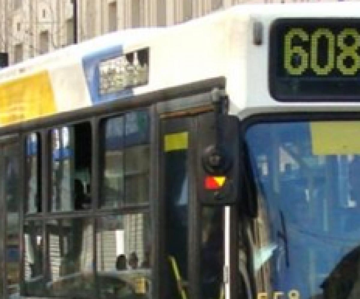 Απαράδεκτη συμπεριφορά οδηγού λεωφορείου!