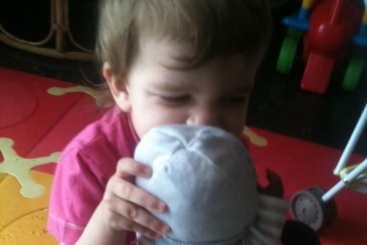 Εκπαίδευση με την κούκλα-μωράκι!