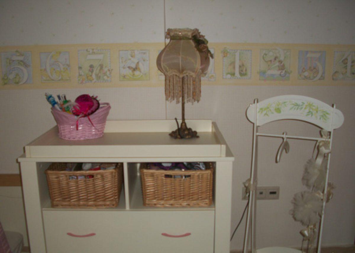 Το δωμάτιο της Κωνσταντίνας και της Στέλλας