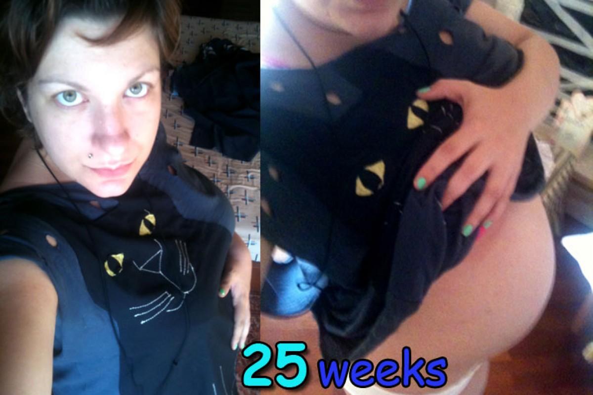 25 εβδομάδων: σ' αγαπάω, γιε μου!