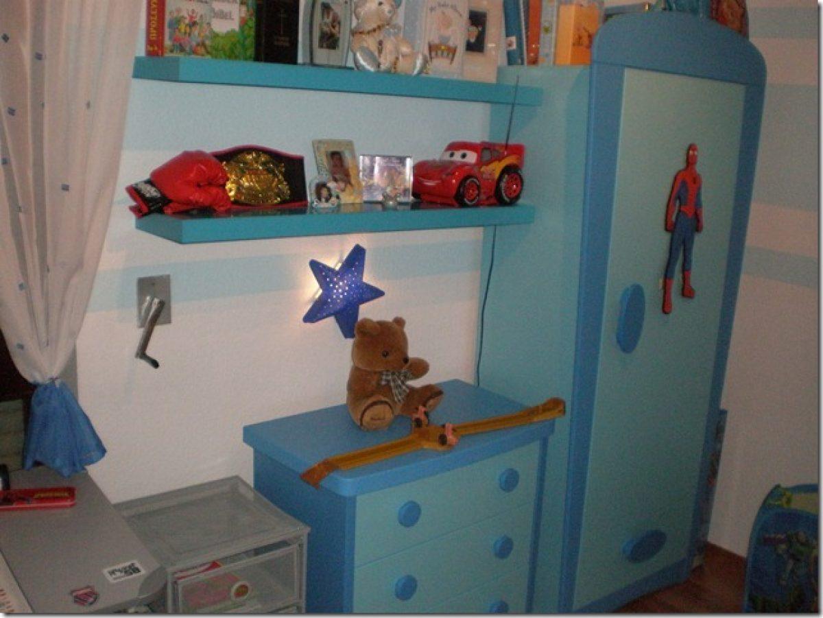Τα δωμάτια του Mario και του Marko
