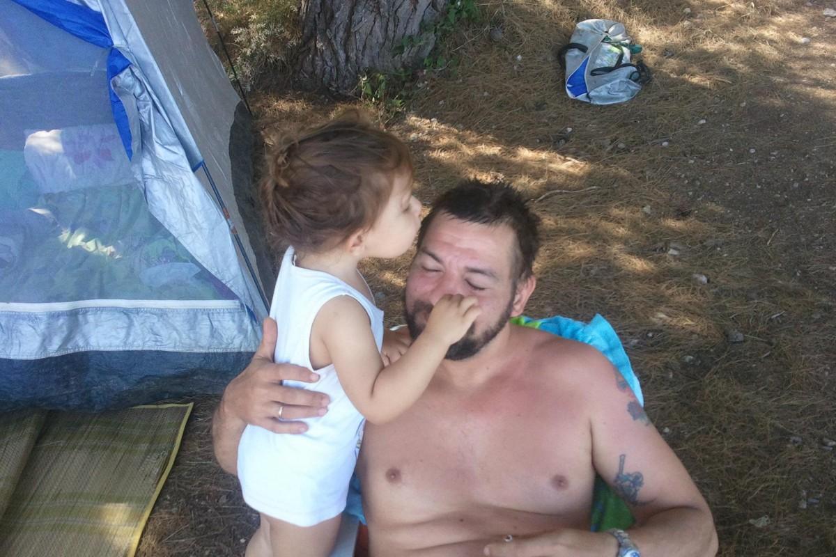 Λίστα «υπαρχόντων» για ελεύθερο camping