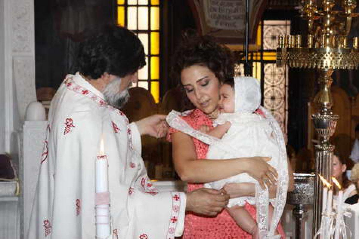 Η βάφτιση της Δάφνης
